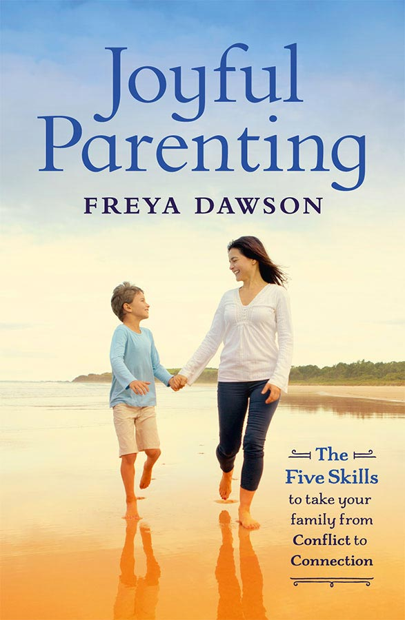 Joyful Parenting book cover