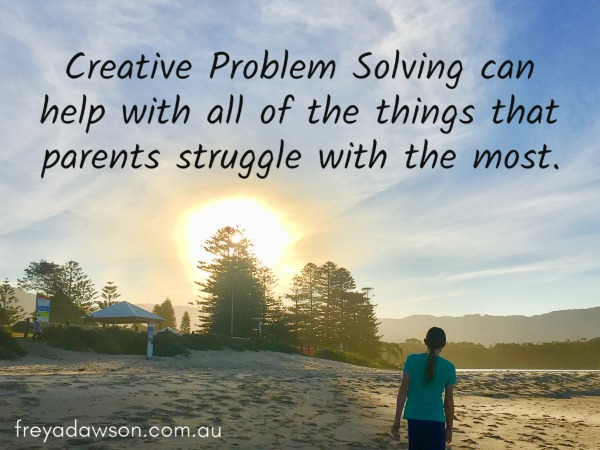 Problem solving is the key to peaceful parenting